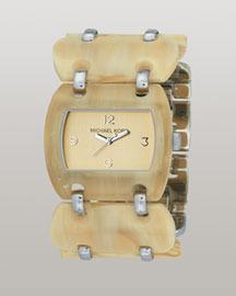 Michael Kors Kors Horn Link Timepiece